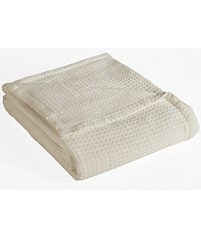 Elite Home Grand Hotel Cotton Twin Blanket