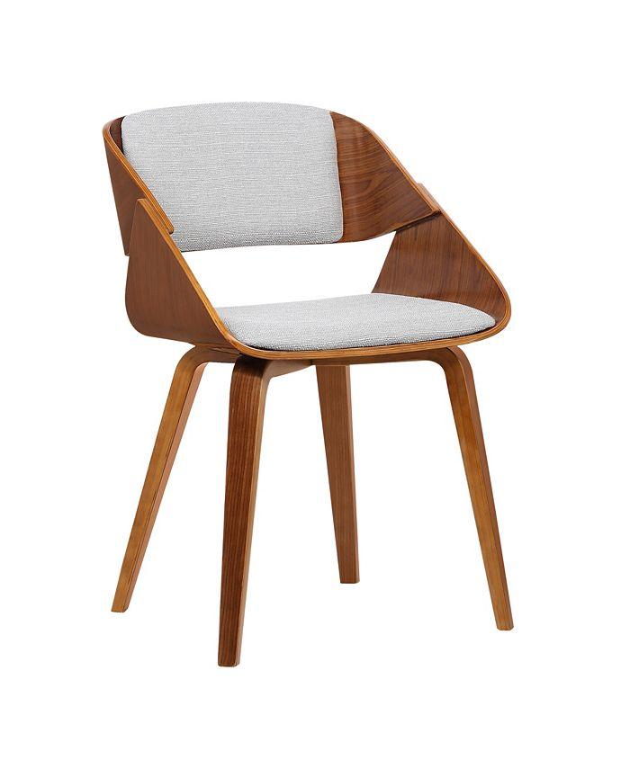 Armen Living - Ivy Dining Chair, Quick Ship