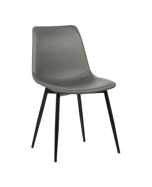 Armen Living Monte Dining Chair, Quick Ship