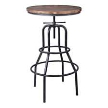 Titan Adjustable Pub Table, Quick Ship