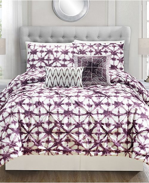 Riverbrook Home May 5 Pc Full Comforter Set