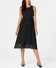 Lace Midi Dress, Created for Macy's
