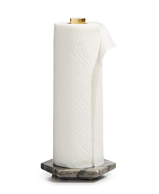 Marble Towel Holder, Created For Macy's by Hotel Collection
