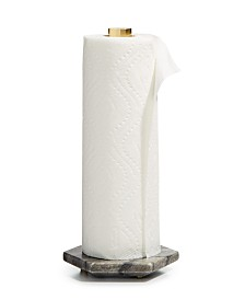 Hotel Collection Countertop Marble Towel Holder, Created for Macy's