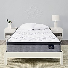 "Perfect Sleeper Kleinmon II 13.75"" Plush Pillow Top Mattress - Twin"
