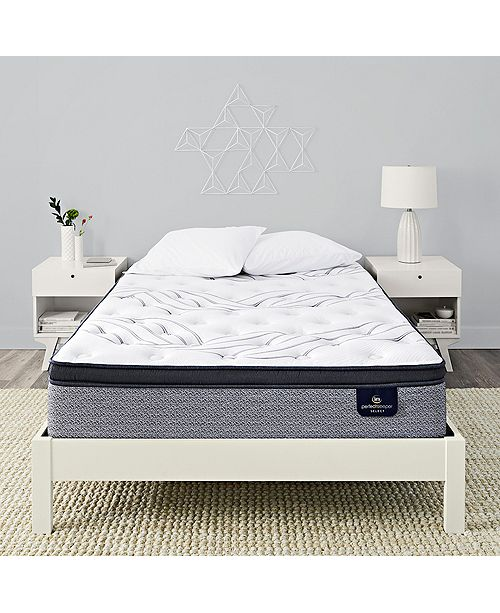 "Serta Perfect Sleeper Kleinmon II 13.75"" Plush Pillow Top Mattress - Queen"