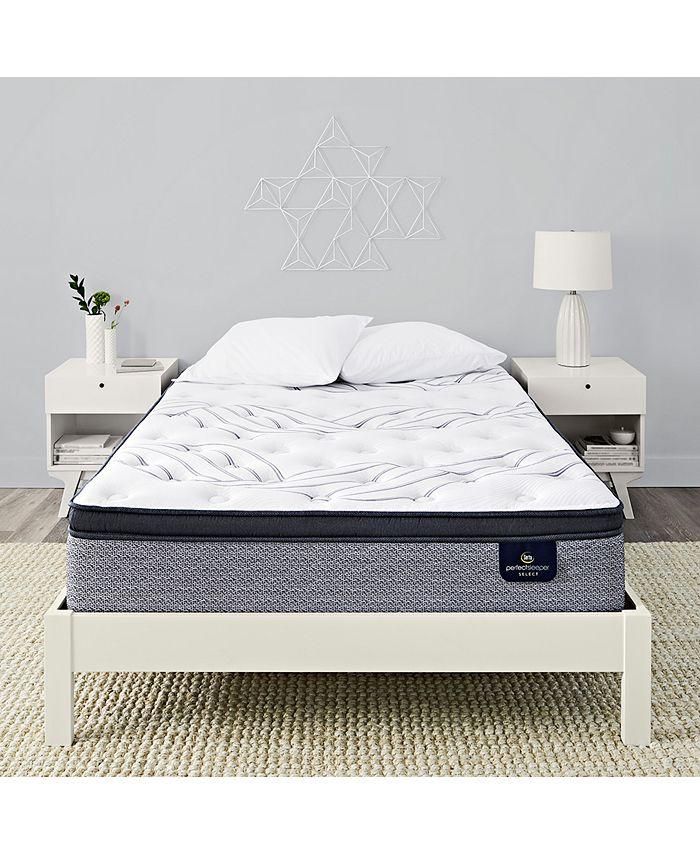 Serta - PERFECT SLEEPER KLEINMON II™ PLUSH PILLOW TOP