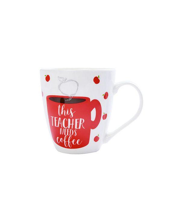 Pfaltzgraff Teacher Needs Coffee Mug