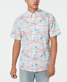 American Rag Men's Beach Days Shirt, Created for Macy's