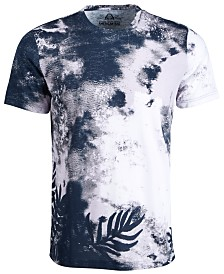 American Rag Men's Watercolor T-Shirt, Created for Macy's