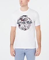 1c9c84642 MICHAEL Michael Kors Men's Palm Frond Graphic T-Shirt