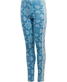 adidas Originals Big Girls Printed Leggings