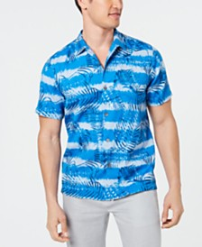Tommy Bahama Men's Read Between The Fronds Shirt