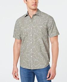 Tommy Bahama Men's Raffia Fronds Shirt