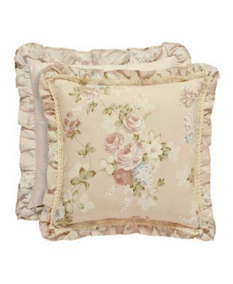 "Anna 20"" Square Pillow"