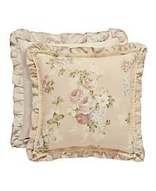 "Piper & Wright Anna 20"" Square Pillow"