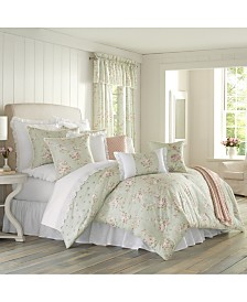 Piper & Wright Lena California King Comforter Set