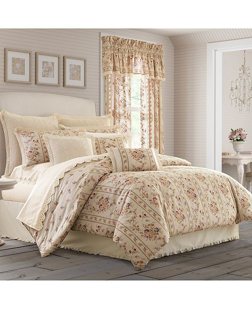 Piper & Wright Sadie California King Comforter Set