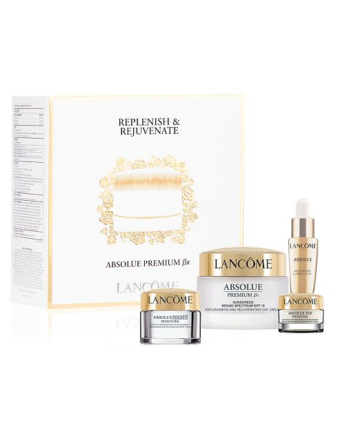 Lancome 4-Pc. Absolue Premium ßX Replenish & Rejuvenate Set