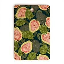 Deny Designs Guava Rectangle Cutting Board