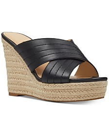 Nine West Hope Platform Wedge Sandals
