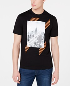 A|X Armani Exchange Men's NYC Graphic T-Shirt