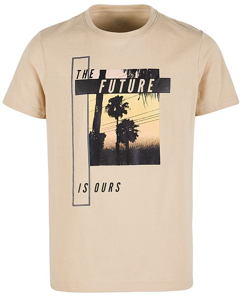 Ideology Big Boys Future Graphic T-Shirt, Created for Macy's