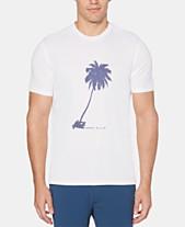 5c917c0d4f Perry Ellis Men s Palm Tree Graphic T-Shirt