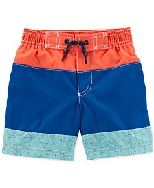 Carter's Toddler Boys Colorblocked Swim Suit