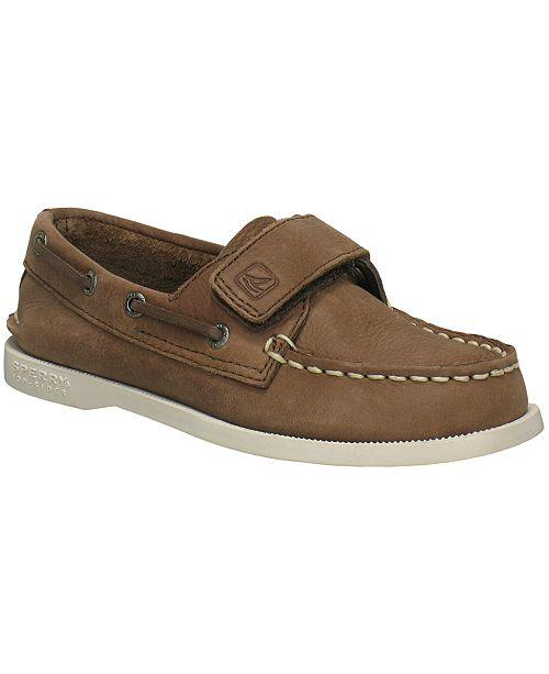 df6a4e5f09ec Sperry Kids Shoes, A/O H&L Boat Shoes, Little Boys & Reviews - Kids ...
