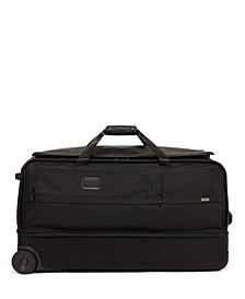 Alpha 3 Large Split 2 Wheeled Duffle