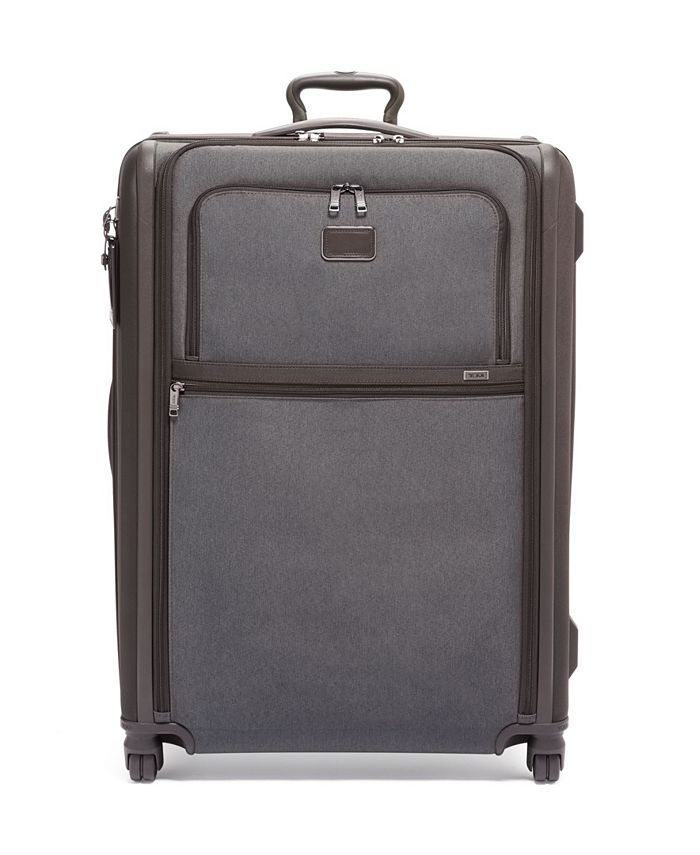 TUMI - Tumi Alpha Extended Trip Expandable 4 Wheeled Packing Case