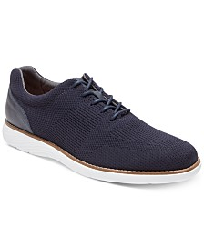 Rockport Men's Garett Mesh Lace-Up Shoes