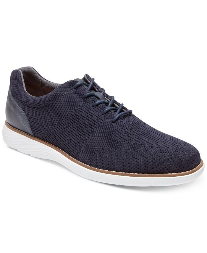 Rockport - Men's Garett Mesh Lace-Up Shoes