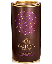 고디바 쇼콜라티에 다크 초콜릿 코코아 캐니스터 Godiva Chocolatier Dark Chocolate Cocoa Canister