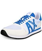 f9830ddc695 Armani Exchange Sneakers For Men - Macy s