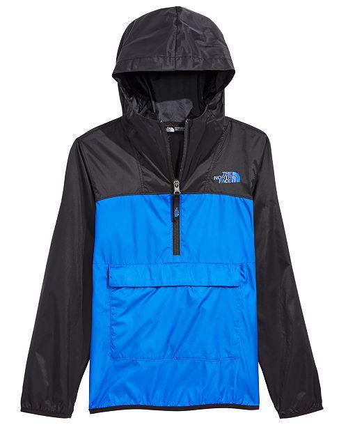 The North Face Big Boys Colorblocked Fanorak Jacket