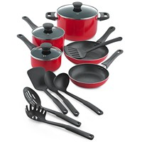 Macys deals on Tools of the Trade 14-Pc. Aluminum Cookware Set