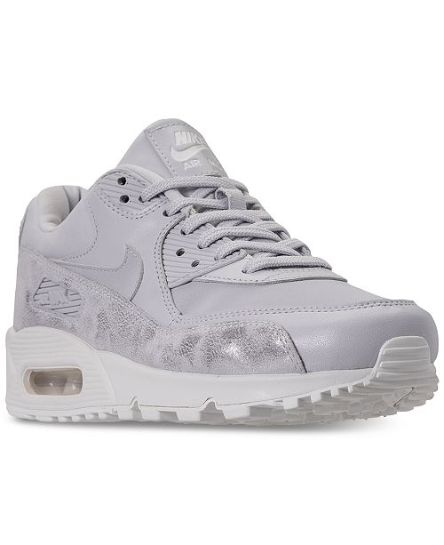 ... Nike Women s Air Max 90 Premium Casual Sneakers from Finish Line ... 14afdfcca
