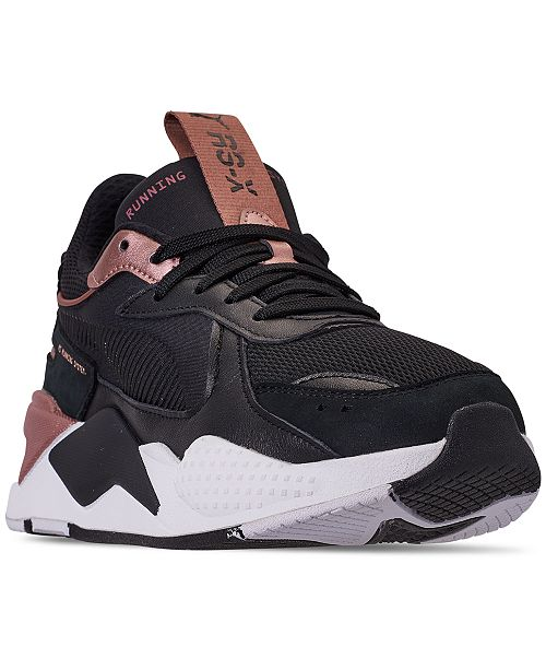 887a27af85c Puma Women s RS-X Trophy Casual Sneakers from Finish Line   Reviews ...