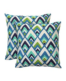 Sylvester Decorative Pillow Pair