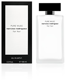 Narciso Rodriguez For Her Pure Musc Eau de Parfum, 3.3-oz.