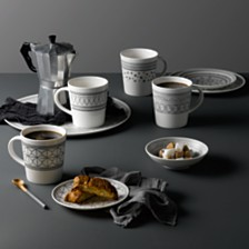 ED Ellen DeGeneres Crafted by Royal Doulton Charcoal Grey Dinnerware Collection