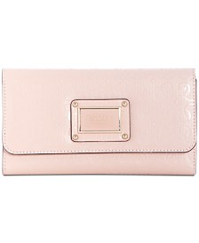 GUESS Shannon Slim Clutch Wallet