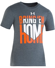 Under Armour Little Boys Bring 'Em Home Graphic T-Shirt
