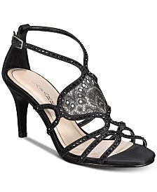 Caparros Quantum Evening Sandals