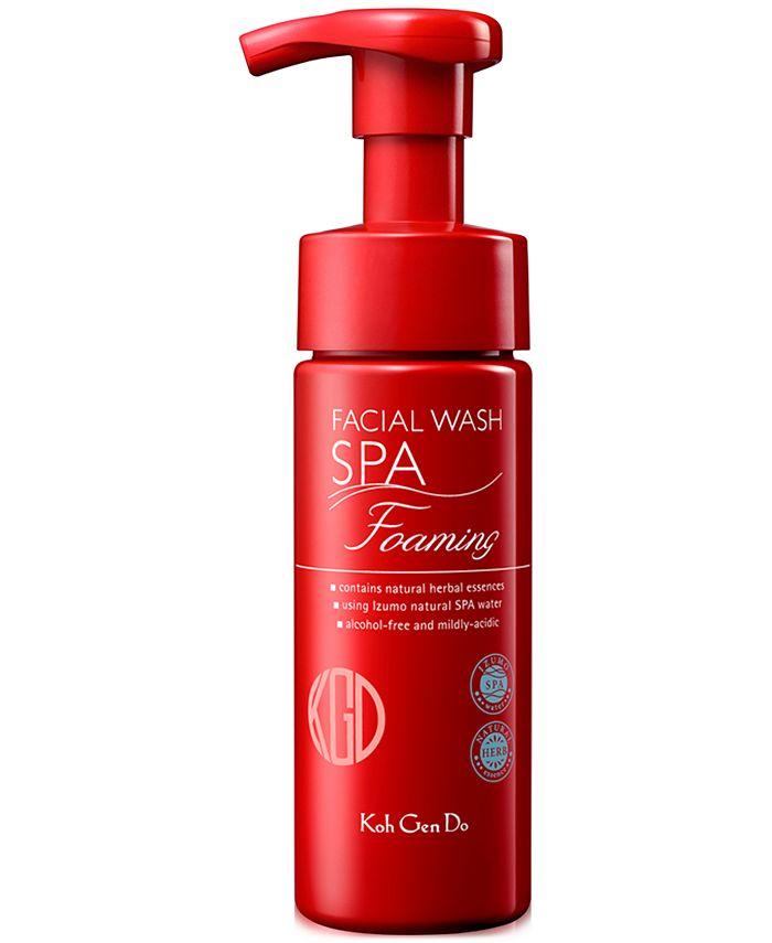 Koh Gen Do - Spa Foaming Facial Wash, 5.05-oz.