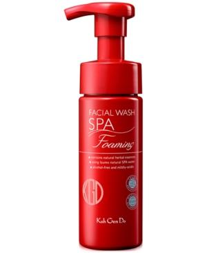 Spa Foaming Facial Wash
