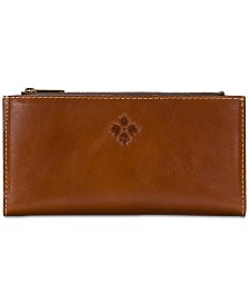 Patricia Nash Selva Heritage Leather Wallet