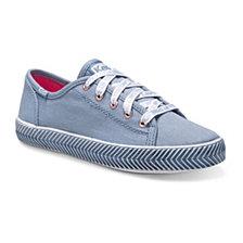 Keds Toddler & Little Girls Kickstart Denim Sneaker